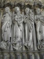 Laon - La cathétrale