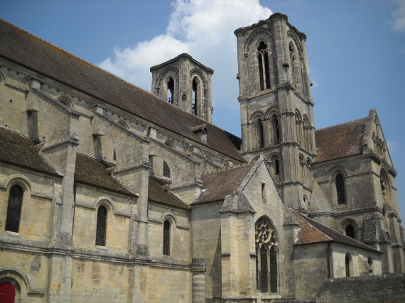 Laon - L'église Saint-Martin