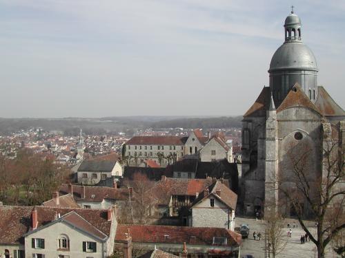 Provins - Saint-Quiriace