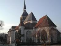 Provins - Sainte-Croix