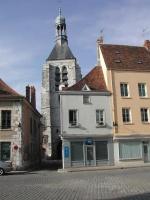 Provins - Notre-Dame-du-Val