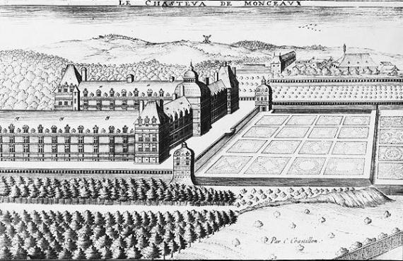 Montceaux-Chateau