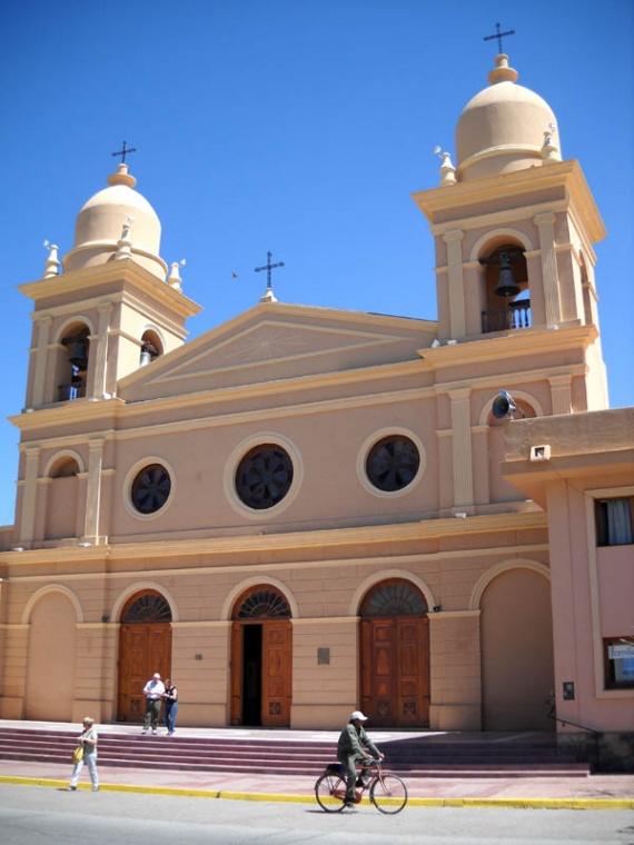 Cafayate - Cathédrale Nuestra Señora del Rosario