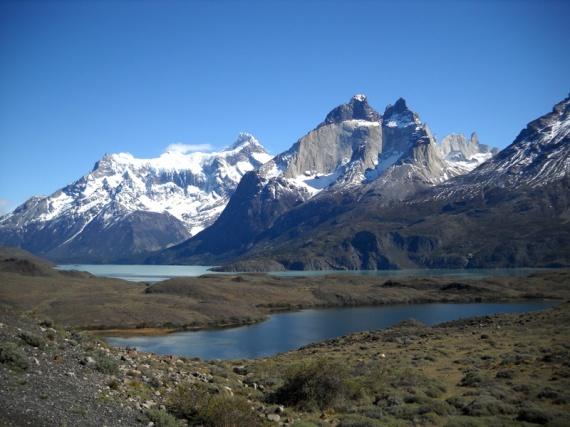 Parque nacional Torres del Paine, le mirador Nordenskjöld