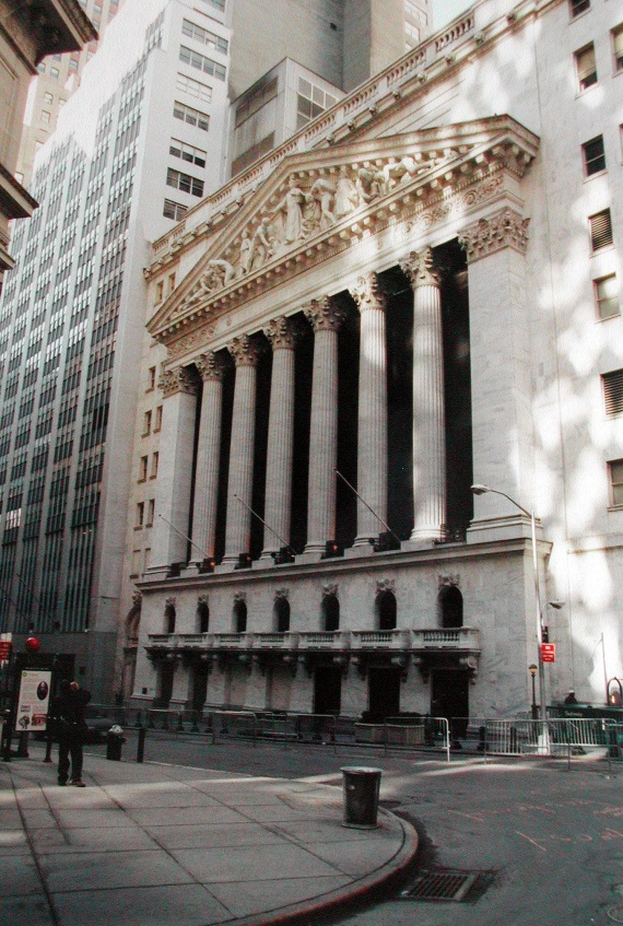 La Bourse de New York