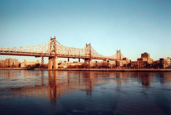 Le Queensboro Bridge