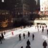 La patinoire de la Rockfeller Plaza