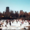 La patinoire de Central Park