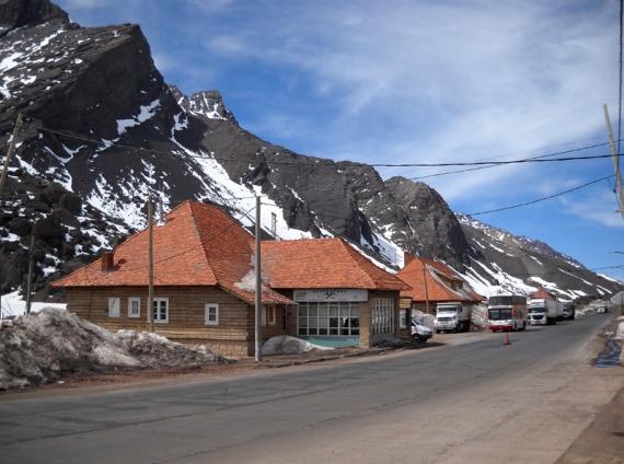 Las Cuevas, à plus de 3000 m.