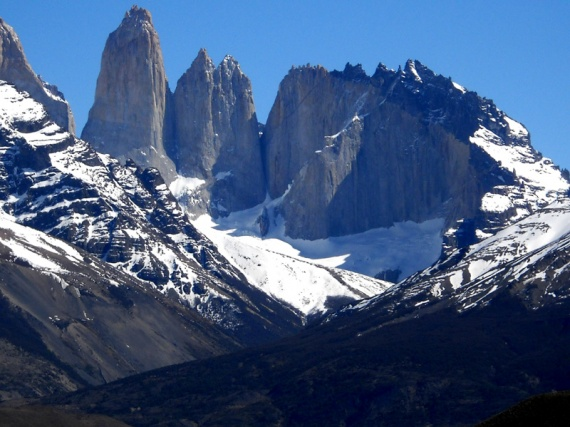 Parque nacional Torres del Paine, les Torres del Paine