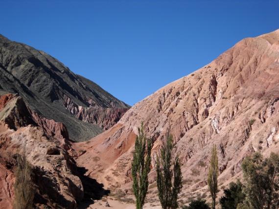 La Cordillère Orientale à Pumamarca
