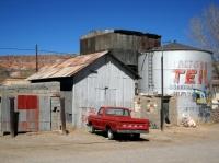 Humahuaca - Le quartier de l'ancienne gare