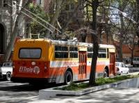 Mendoza - Les trolleys