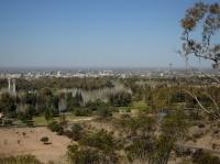 Mendoza - Vue depuis le Cerro de la Gloria