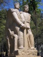 Mendoza - Plaza Chile