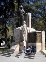 Mendoza - Plaza Italia