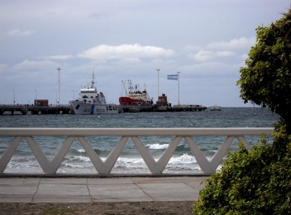 Puerto Madryn - Le front de mer