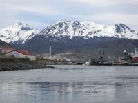 Ushuaia - La base navale