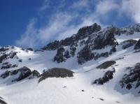 Le Glacier Martial, près d'Ushuaia
