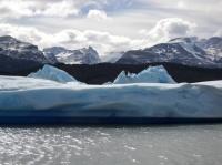 Icebergs sur le Lago Argentino