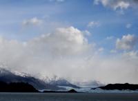 Le glacier Upsalla, sur le Lago Argentino