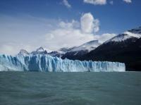 Le glacier Perito Moreno, sur le Lago Argentino