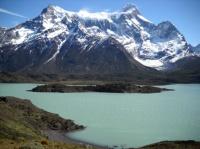 Parque nacional Torres del Paine, le Cerro Paine Grande