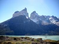 Parque nacional Torres del Paine, les Cuernos del Paine