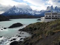 Parque nacional Torres del Paine, le Salto Chico