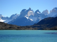 Parque nacional Torres del Paine, Puente Weber