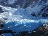 Fjord Última Esperanza, le glacier Balmaceda