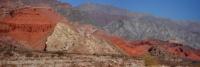 Les couleurs de la Quebrada de las Conchas