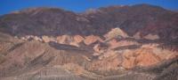 Paysage de la Quebrada de Humahuaca, à Tilcara