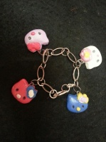 bracelet kitty 1