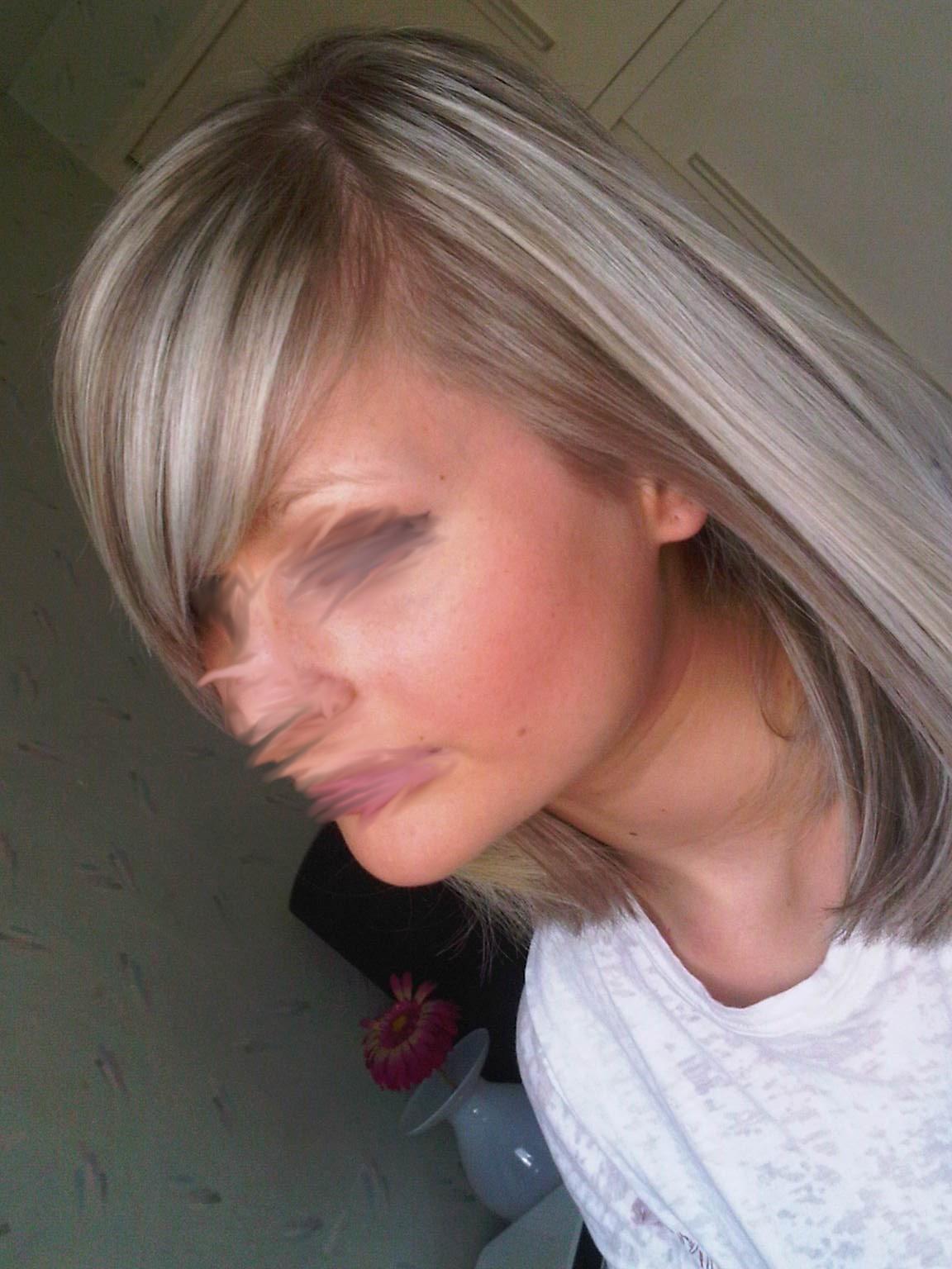 blond très clair sans décolo ??? l'impossible ?? - coiffure et