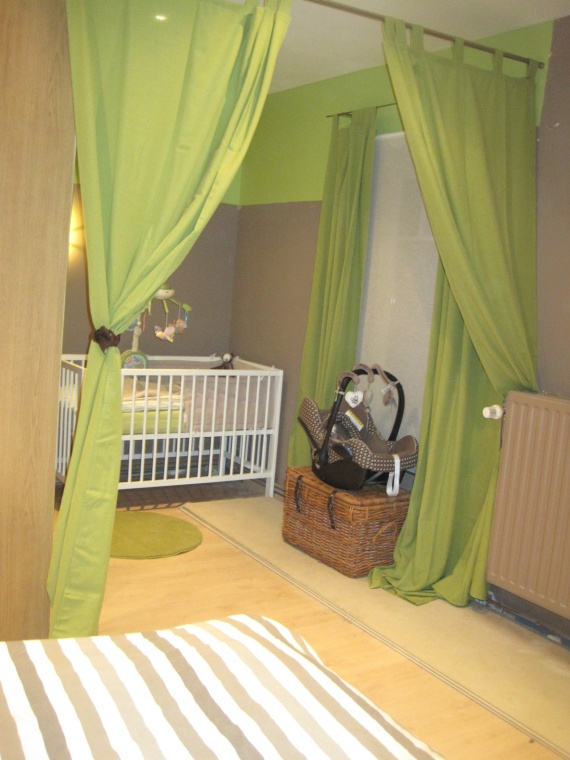 Stunning chambre bebe decoration murale chambre garon for Chambre bb lola
