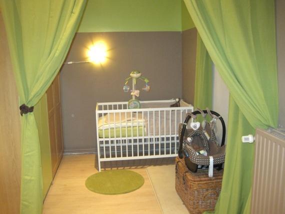 Chambre Marron Et Vert Pomme – Chaios.com