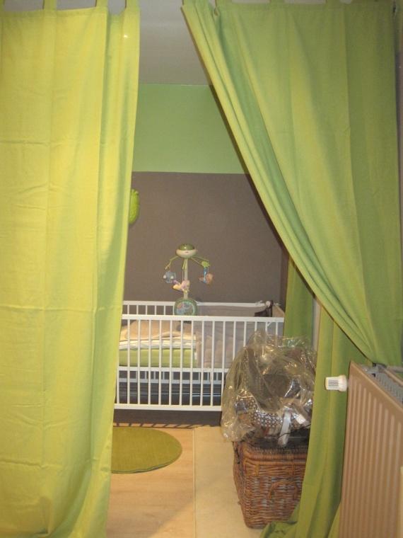 Chambre garçon, verte et taupe  Chambre de bébé  FORUM