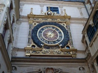 Cadran du Gros-Horloge