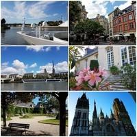 Vues à Rouen