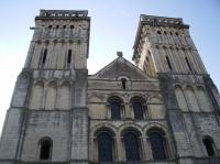 Abbaye aux dames.Eglise Saint Gilles.