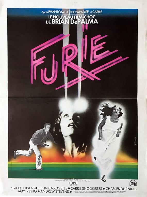 furie-affiche-de-film-40x60-cm-1978-kirk-douglas-brian-de-palma