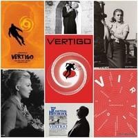 Vertige-1958-Alfred-Hitchcock-film-affiche-Vintage-R-tro-Mat-Kraft-Papier-Antique-Affiche-Wall-Stick