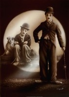 SPS7149~Charlie-Chaplin-Posters