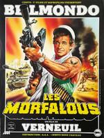 les-morfalous-affiche-de-film-40x60-cm-1984-jean-paul-belmondo-henri-verneuil
