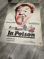 La-Poison-Michel-Simon-Affiche-De-Cinema-Film