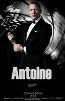 Affiche Antoine Skyfall