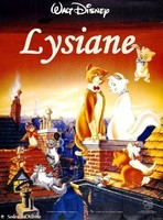 Affiche Lysiane Les_aristochats