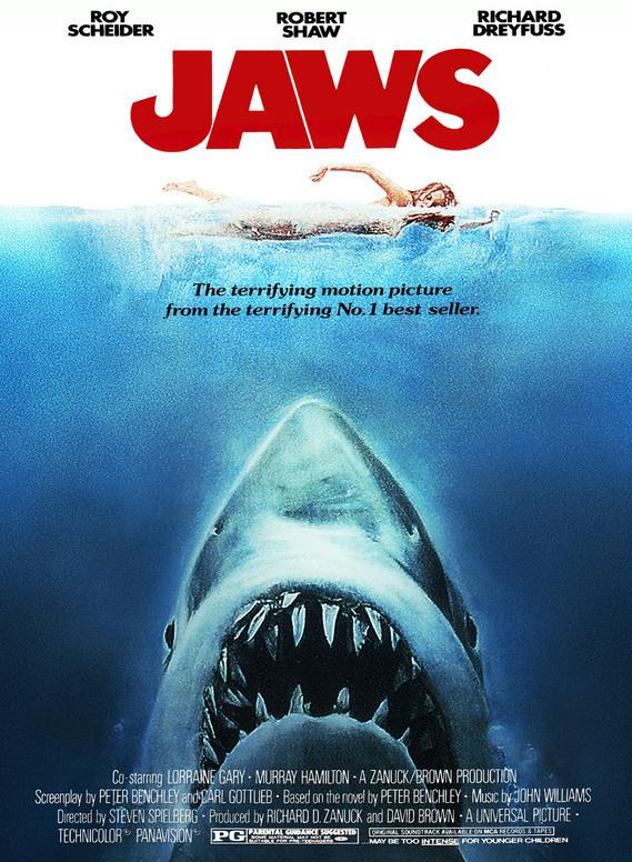 Jaws Affiche