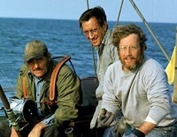 Robert Shaw Roy Scheider Richard Dreyfus